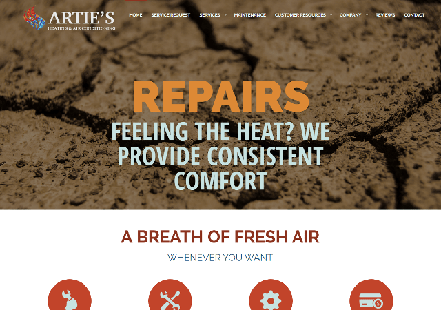 Artie's Heating and Air Conditioning